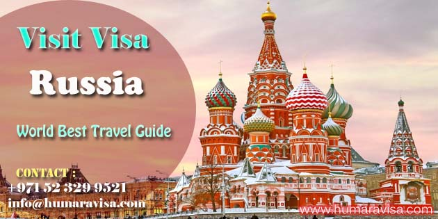 Russia Tourist Visa |  Application Form 2020 | Hamara Visa