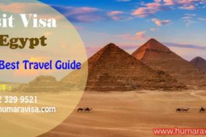 Egypt Visit Visa | Application Form 2021 | Humara Visa
