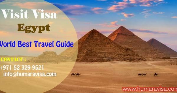 Egypt Visit Visa | Application Form 2020 | Humara Visa