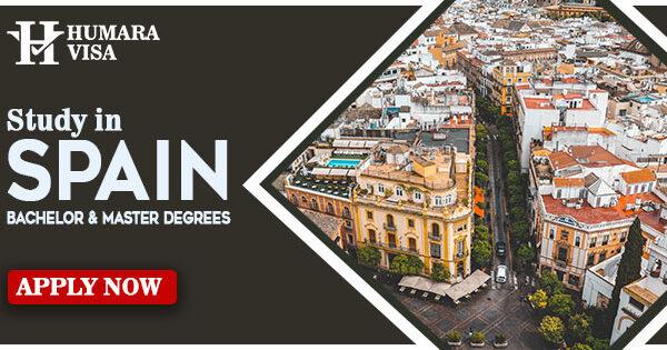 Study in Spain | Application Form 2020 | Humara Visa