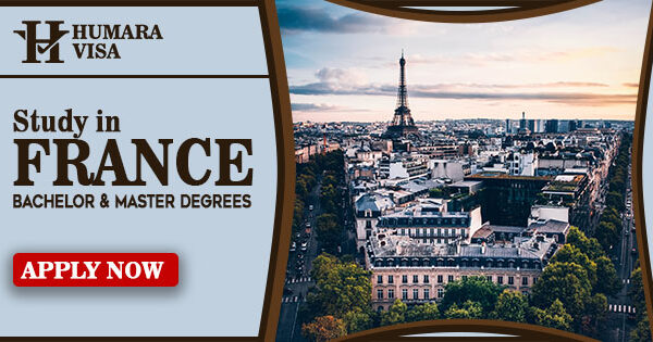 Study in France | Application Form 2020 | Humara Visa