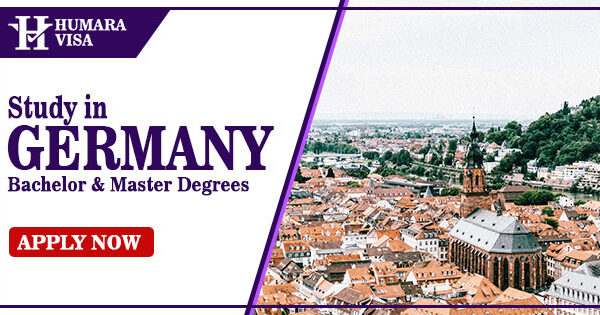 Study in Germany | Application Form 2020 | Humara Visa