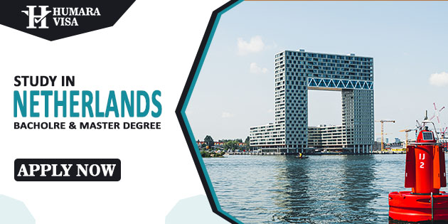 Study In Netherlands | Admission Open [2020] | Humara Visa