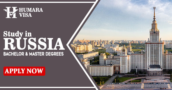 Study in Russia | Application Form 2020 | Humara Visa
