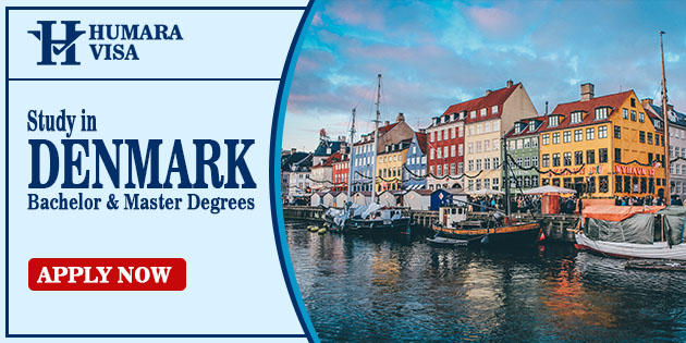 Study in Denmark | Application Form 2021 | Humara Visa