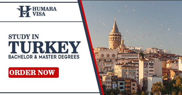 Turkey Study Visa | Application Form 2020 | Humara Visa