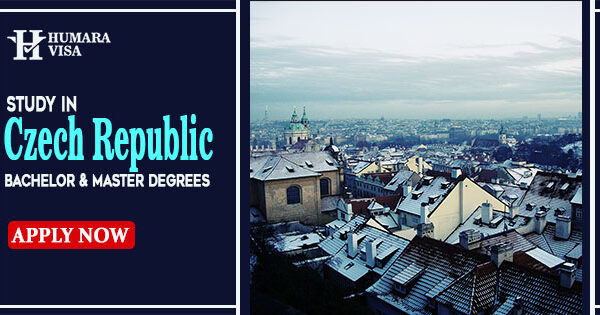 Study In Czech Republic | Admission Open [2021] | Humara Visa