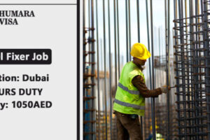 Steel Fixer Job in Dubai 2020 | Get Free Visa | Free Residence | Salary +OT