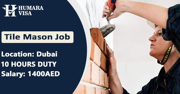 Meson Job in Dubai 2021 | Salary + OT | Expo 2021 | Residence Free